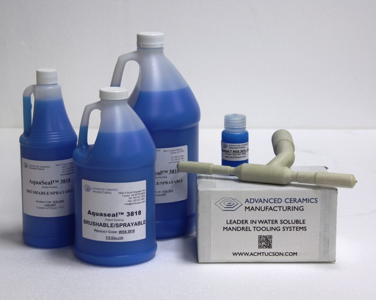 AquaSeal from Advanced Ceramics Manufacturing