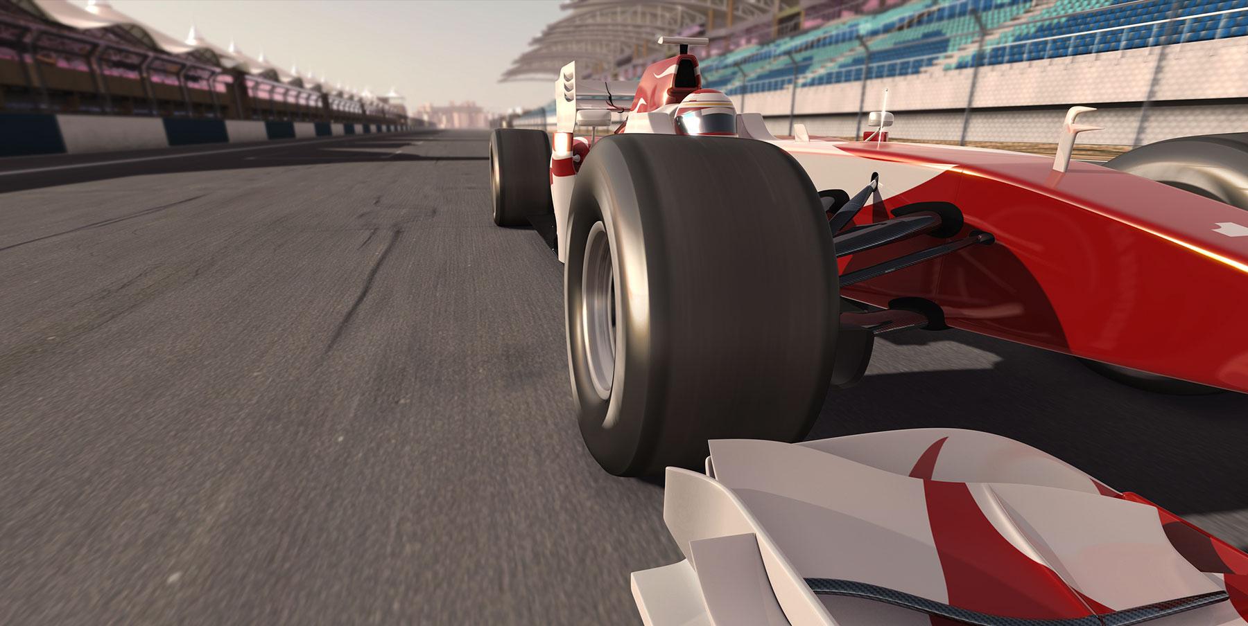 High Performance Racing Applications
